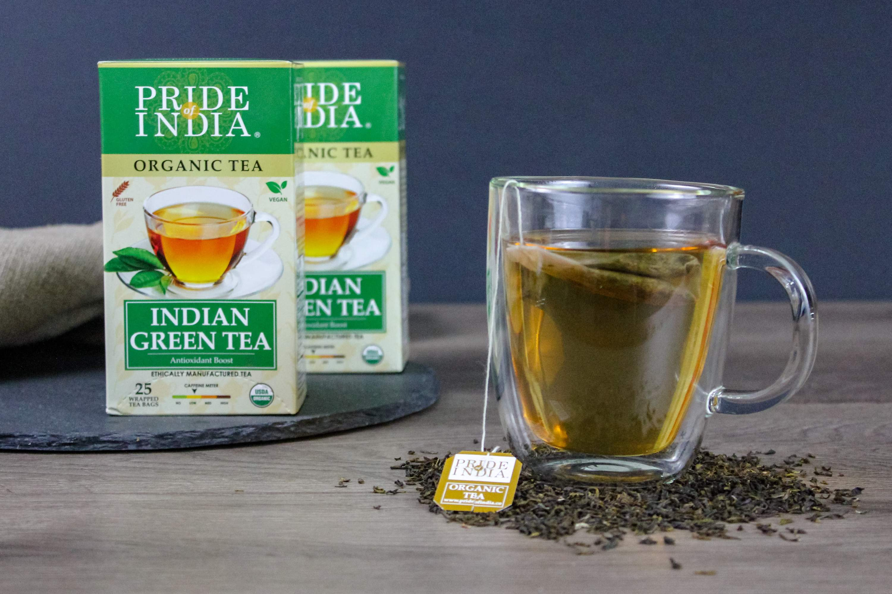 Organic Indian Green Tea Bags