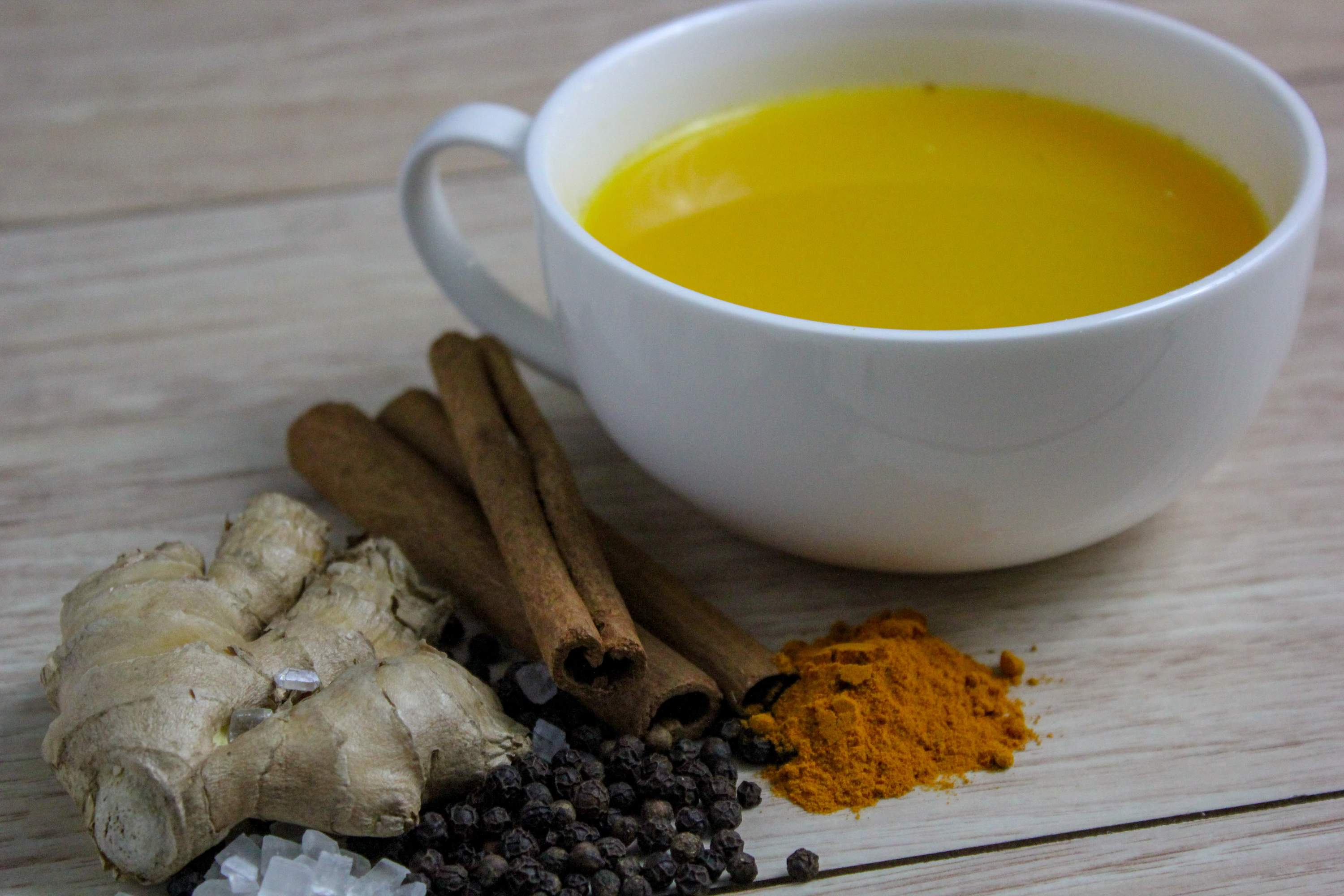 ChaiMati - Turmeric Chai Latte - Powdered Instant Golden Tea Premix
