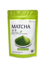 Load image into Gallery viewer, Ceremonial Grade Organic Matcha Green Tea Powder-50g
