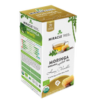 Load image into Gallery viewer, Miracle Tree Organic Moringa Tea Honey Vanilla