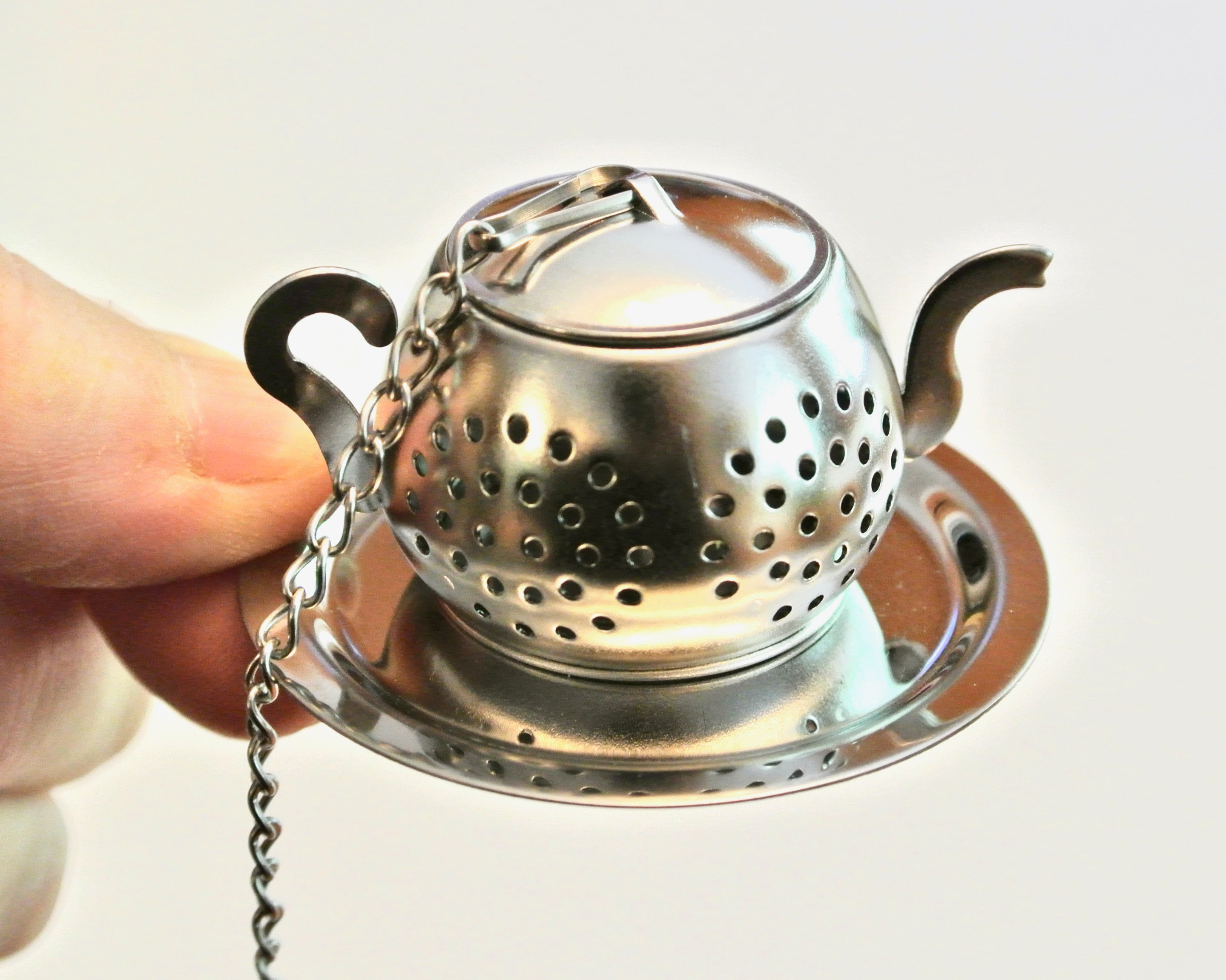 We're All Mad Here Tea Infuser