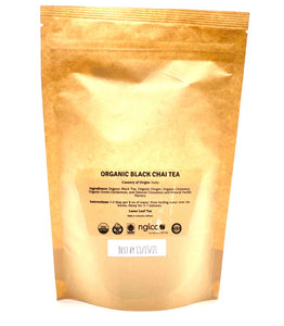Kikos Organic Black Chai Tea 5 Oz