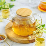 Load image into Gallery viewer, [A] Thermo Glass Tea Pot 32 Fl Oz | 950 Ml WL-888810/A