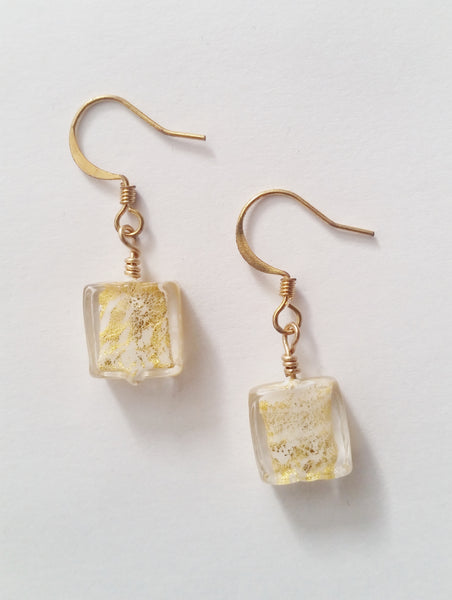 Caprice Earrings | Toasted Marshmallow
