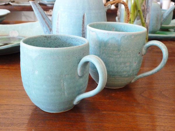 Turkish Blue Mug