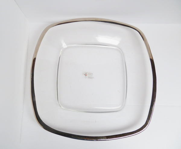 Argento Plate, Large