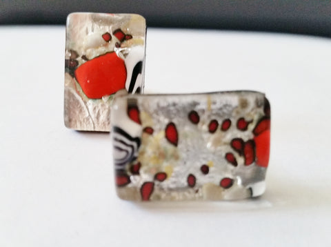 Rectangle Cuff Links