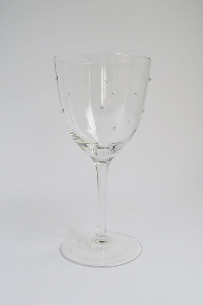 Jewel Wine Glass