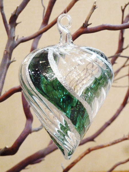 Pine Green Cone Ornament - 50% OFF!