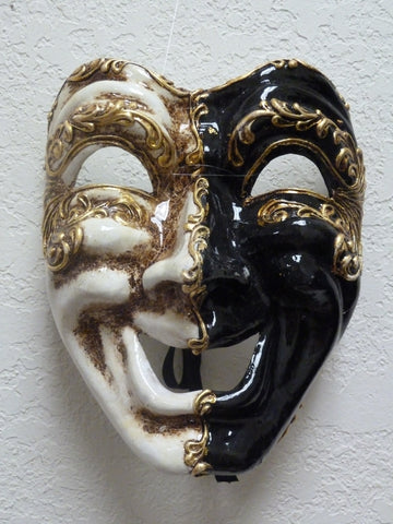 Commedia Mask