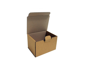 Type 1 for 3kg Satchels from Kebet Packaging in recyclable cardboard