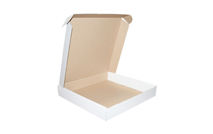 Slab Cake Box from Kebet Packaging in recyclable cardboard