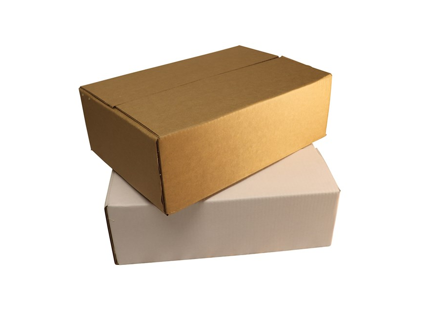 Plain 12 bottle lay flat 6 X 2 Comes with pad and Inserts from Kebet Packaging in recyclable cardboard