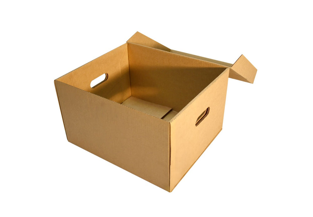 Archive Box A4 from Kebet Packaging in recyclable cardboard
