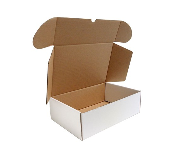Diecut A4 Document Box from Kebet Packaging in recyclable cardboard