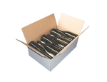 12 Bottle Wine Box 6X 2 Inserts sold separate from Kebet Packaging in recyclable cardboard