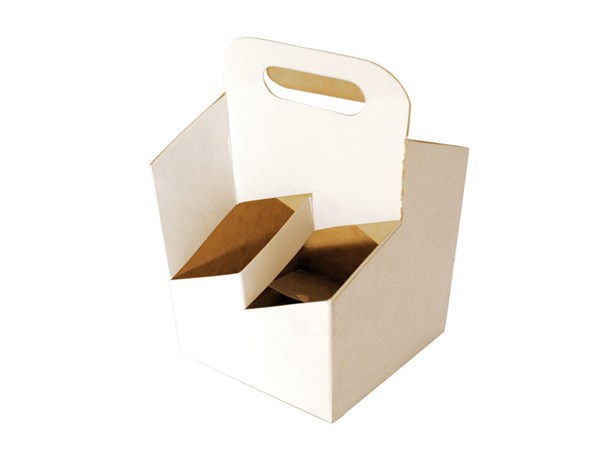 330ml Carry Packs 4 Bottle from Kebet Packaging in recyclable cardboard