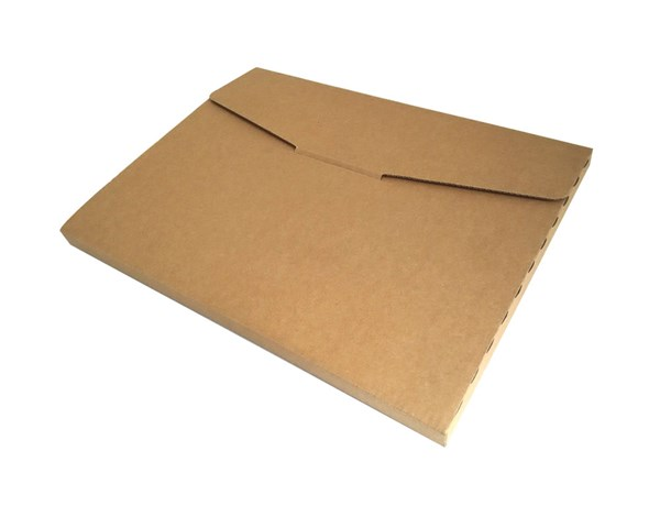 A2 Document Mailer from Kebet Packaging in recyclable cardboard