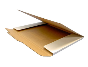 A3 Document Mailer from Kebet Packaging in recyclable cardboard