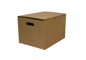 Large Mailing Box from Kebet Packaging in recyclable cardboard