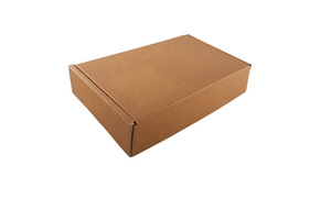 Paper Back Book for AusPost 500g Satchels from Kebet Packaging in recyclable cardboard