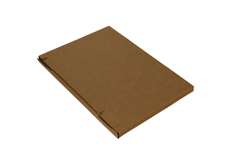 Letter Gauge Mailer Large from Kebet Packaging in recyclable cardboard