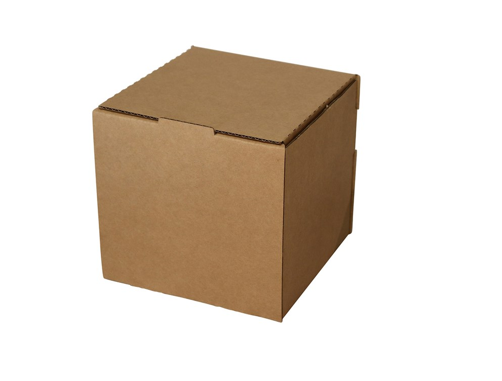 Extra Small Mailing Box from Kebet Packaging in recyclable cardboard