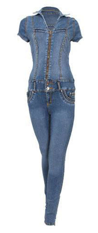 Espora jumpsuit denim 1