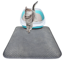 Load image into Gallery viewer, EVA Dual-Layer Waterproof Litter Mats - Meow Kindom