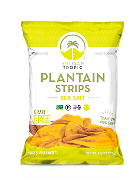 Plantain Sea salt