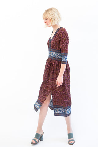 Sea NY Latch Back Tunic Dress