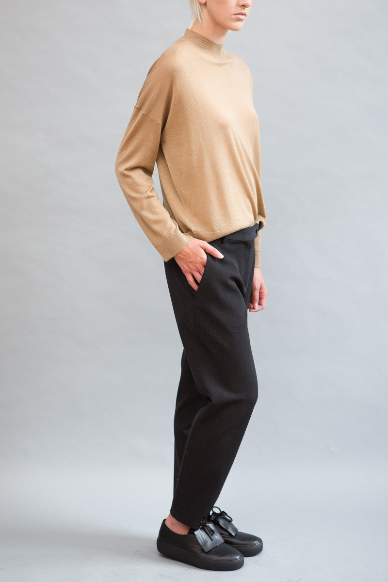 6397 Cropped Trouser - grethen house