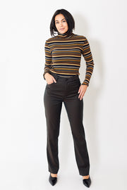 6397 High Waisted Trouser