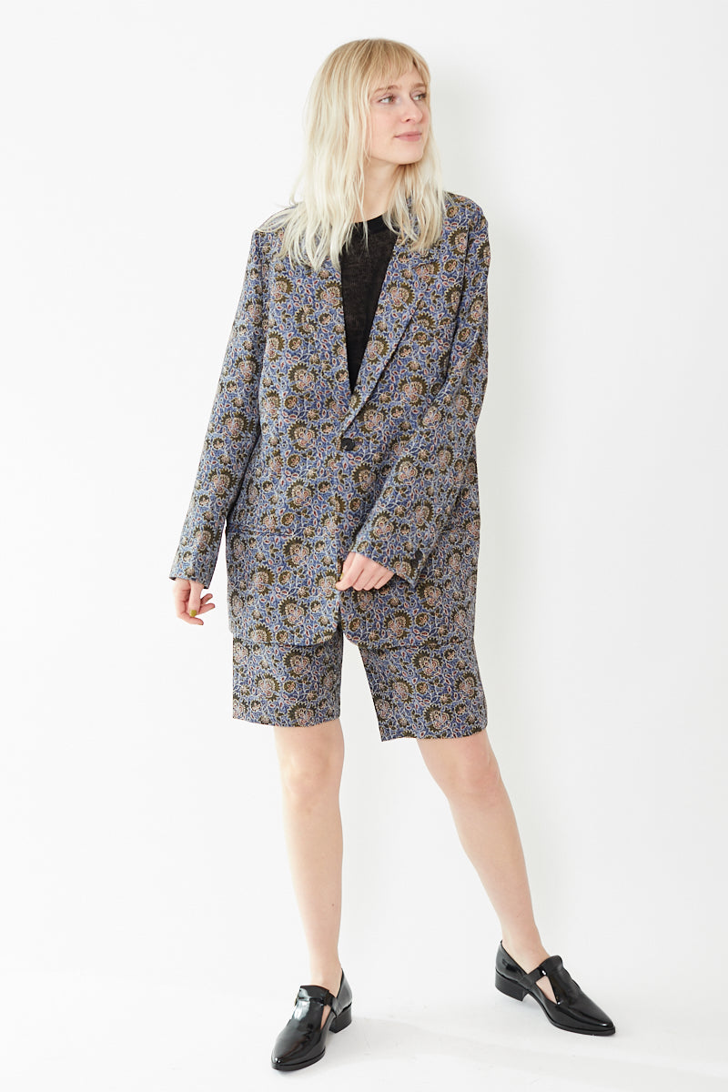 6397 Oversized Blazer Blue