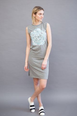 6397 Rose Muscle Dress
