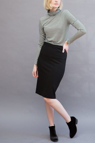6397 Stretch Pencil Skirt