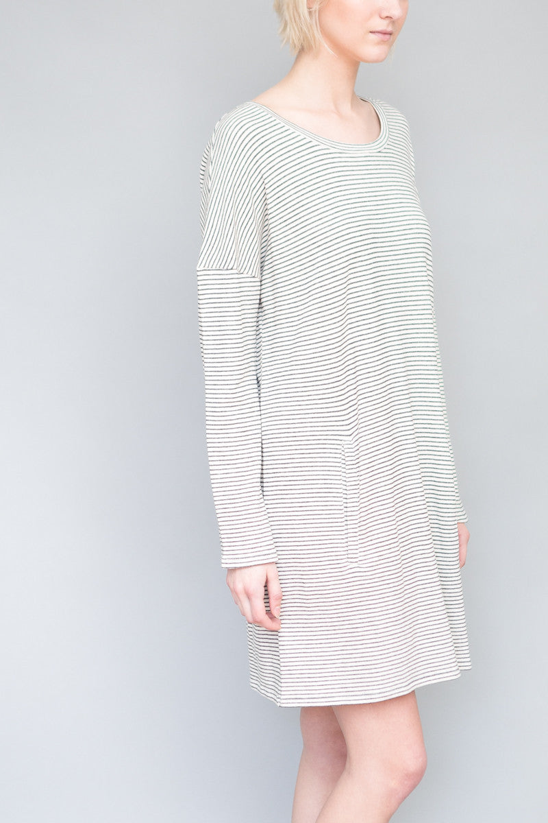 6397 Sweatshirt Dress - grethen house