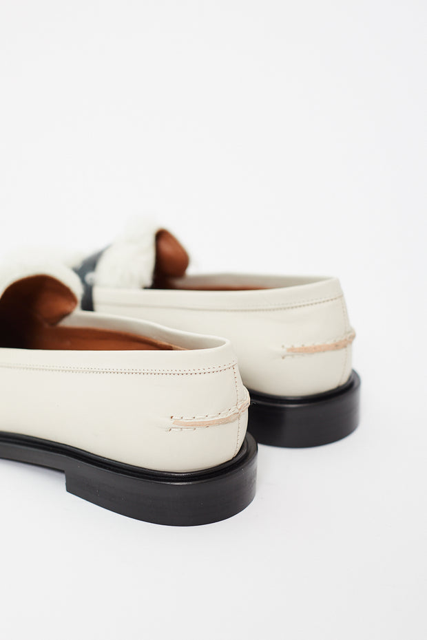 ATP All Tomorrow's Parties Monti Vacchetta/Shearling Loafers