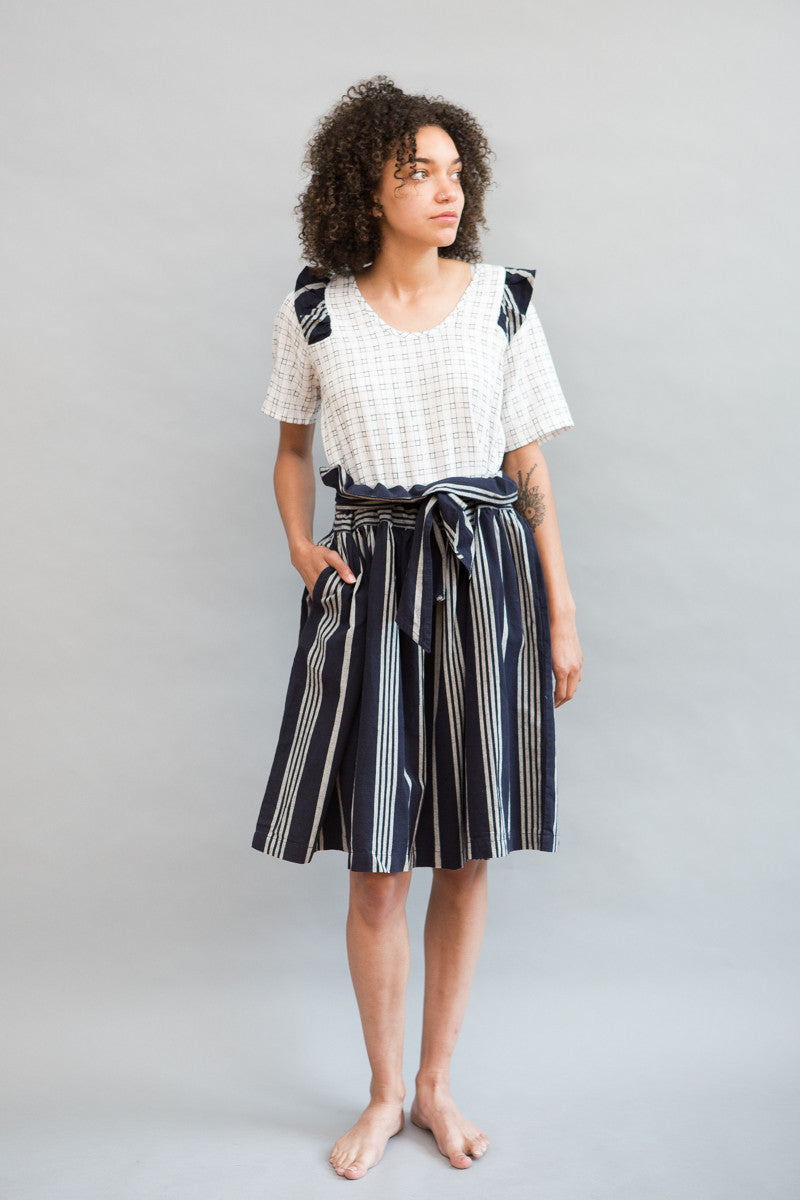 Ace & Jig Paperbag Skirt - grethen house