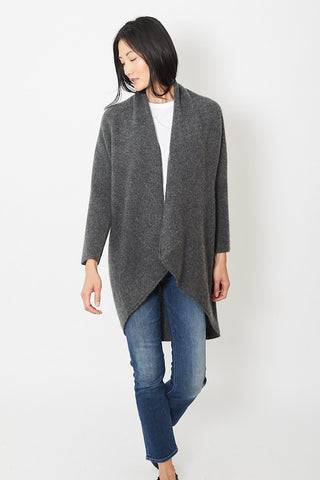 Áeron Draped Knit Cardigan