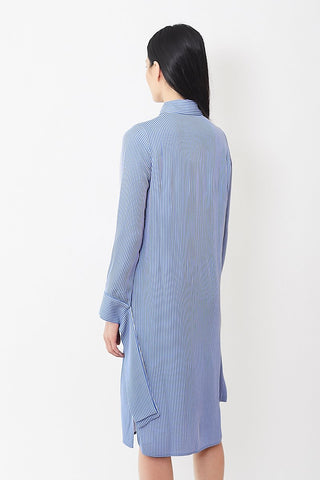 Áeron Big Pocket Shirt Dress