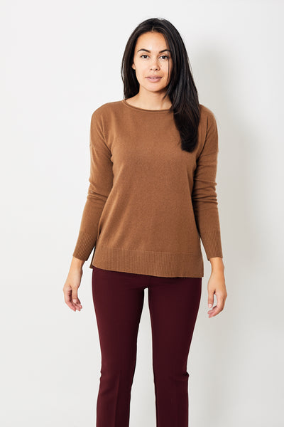 Allude Boatneck Sweater