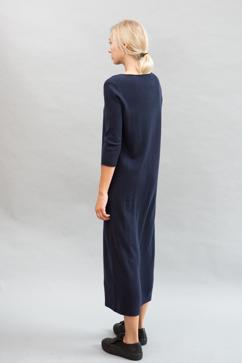 Allude Long Dress - grethen house