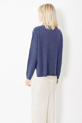 Allude Patch Pocket Cardigan