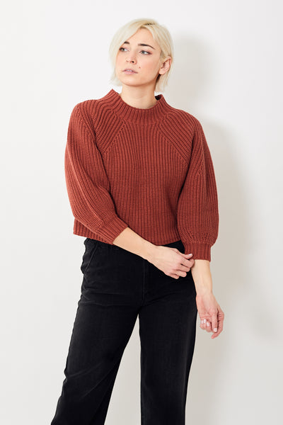 Apiece Apart Merel Funnel Neck