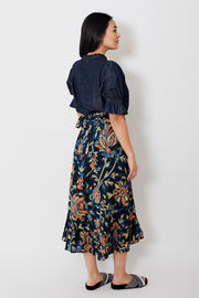 Apiece Apart Feliz Wrap Skirt