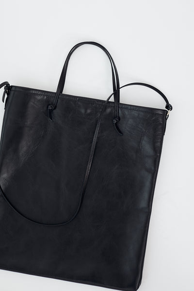 B. May Strappy Flat Tote