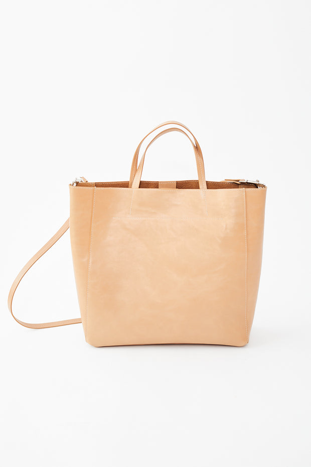 B. May Tote w/Front Pocket
