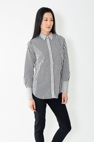 Bagutta Lara Button Up Long Sleeve Shirt