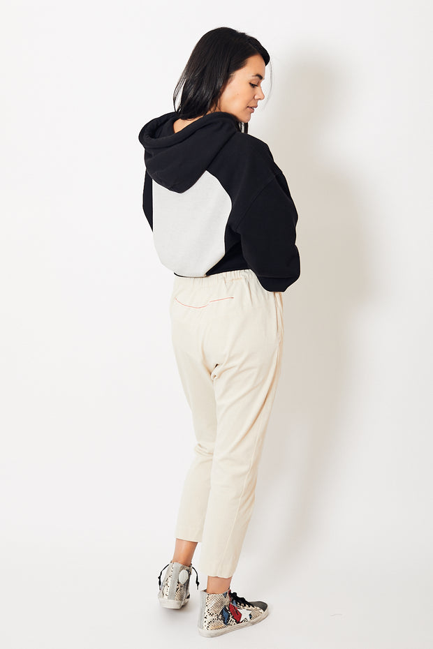 Bassike Double Jersey Long Rise Pant
